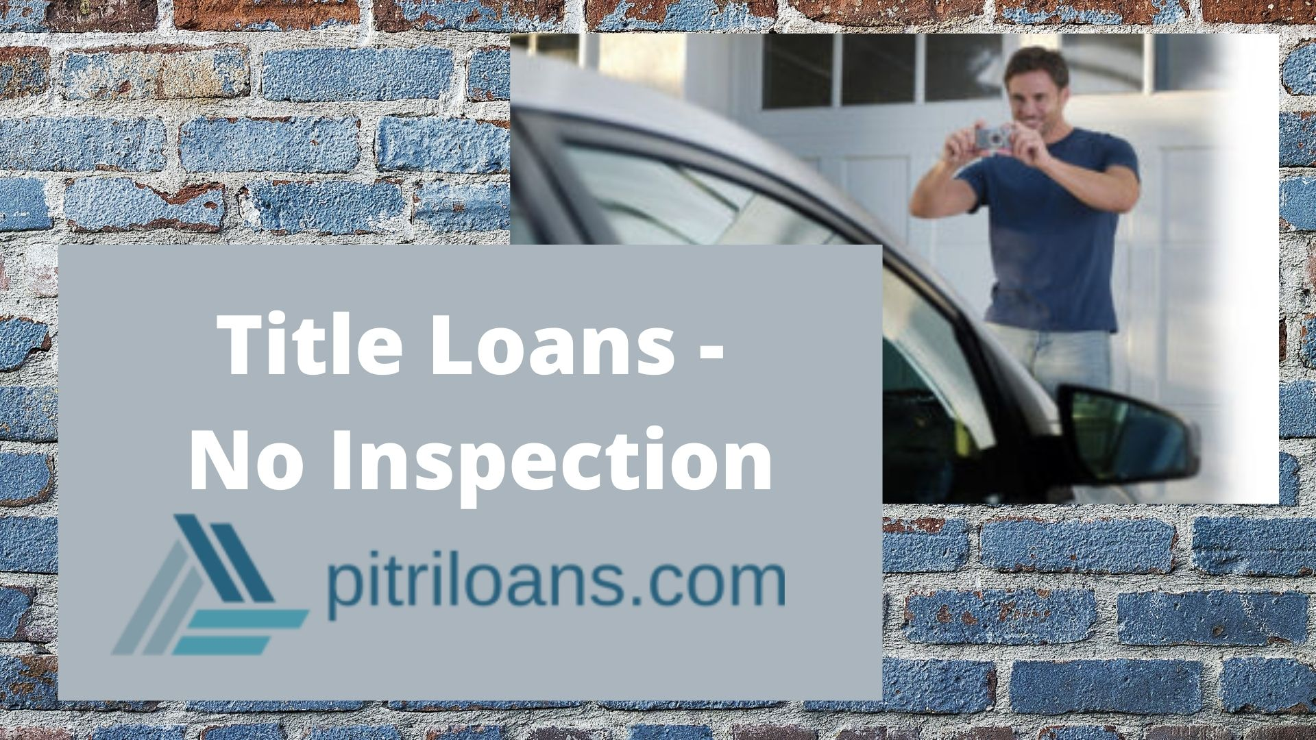 Car Title Loans with No Inspection